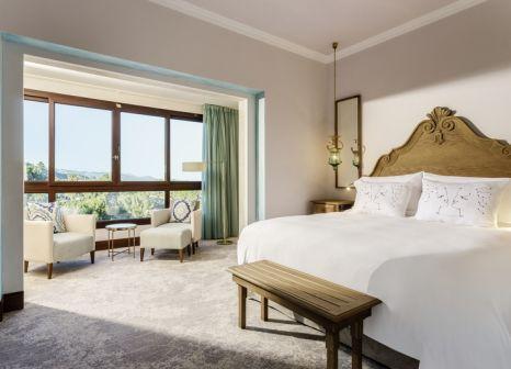 Hotelzimmer mit Tennis im Castillo Hotel Son Vida, a Luxury Collection Hotel, Mallorca