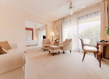 Hotelzimmer mit Golf im The St. Regis Mardavall Mallorca Resort