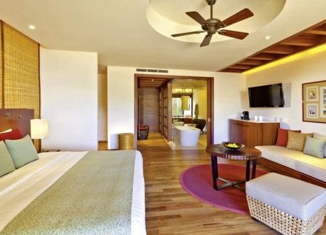 Hotelzimmer mit Volleyball im Angsana Balaclava Mauritius