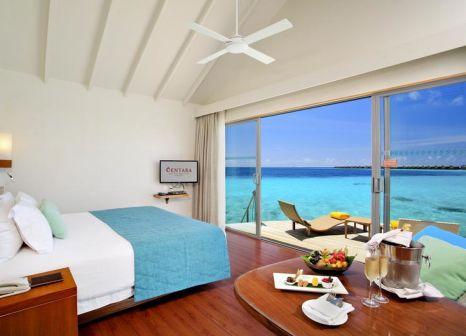 Hotelzimmer mit Fitness im Centara Ras Fushi Resort & Spa Maldives