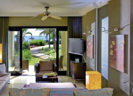 Hotelzimmer mit Mountainbike im InterContinental Mauritius Resort