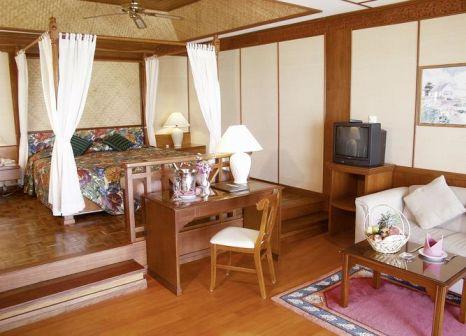 Hotelzimmer mit Tennis im Velassaru Maldives