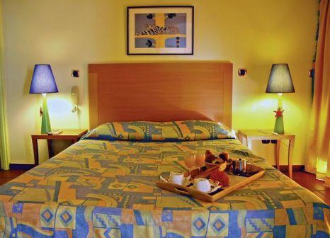 Hotelzimmer mit Mountainbike im Hotel Le Nautile