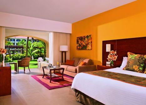 Hotelzimmer mit Volleyball im Now Larimar Punta Cana