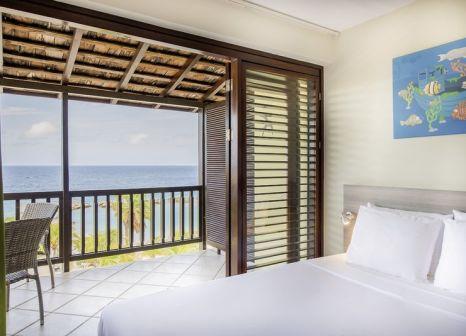 Hotelzimmer mit Volleyball im LionsDive Beach Resort