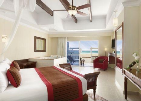Hotelzimmer mit Volleyball im Hilton Playa del Carmen