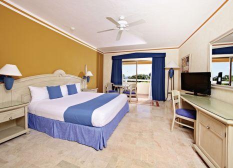 Hotelzimmer mit Mountainbike im Grand Bahia Principe Tulum
