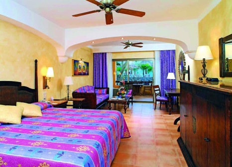 Hotelzimmer mit Mountainbike im Iberostar Selection Paraíso Lindo