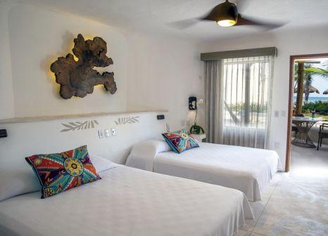 Hotelzimmer mit Mountainbike im Mahekal Beach Resort
