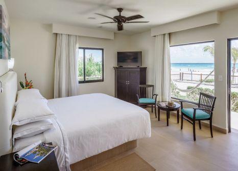 Hotelzimmer mit Volleyball im Allegro Playacar