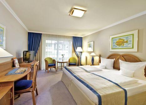 Hotelzimmer mit Yoga im Travel Charme Strandhotel Bansin