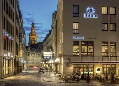 Hotel Hilton Dresden günstig bei weg.de buchen - Bild von DERTOUR