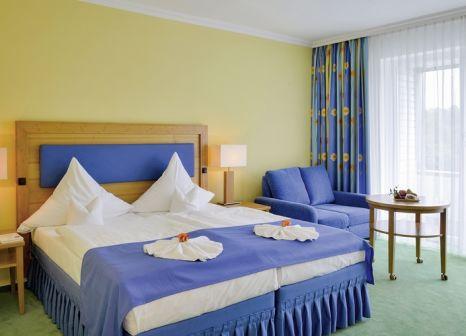 Hotelzimmer mit Mountainbike im IFA Graal-Müritz Hotel, Spa & Tagungen