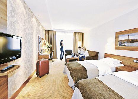Hotelzimmer mit Fitness im Hotel Aquarius Spa