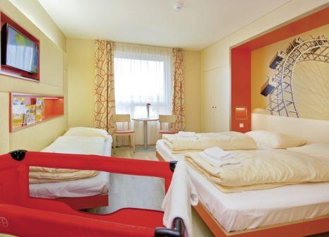Hotelzimmer mit Fitness im JUFA Hotel Wien City