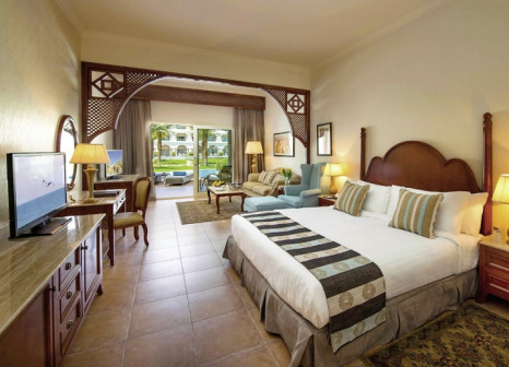 Hotelzimmer mit Mountainbike im Baron Palace Sahl Hasheesh