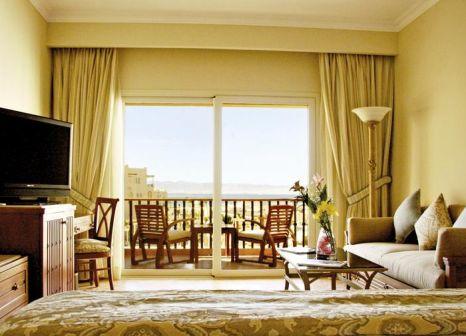 Hotelzimmer mit Volleyball im Kempinski Hotel Soma Bay