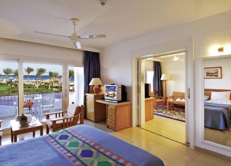 Hotelzimmer mit Mountainbike im Baron Resort Sharm el Sheikh