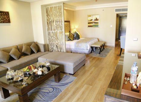 Hotelzimmer mit Volleyball im Rixos Premium Seagate