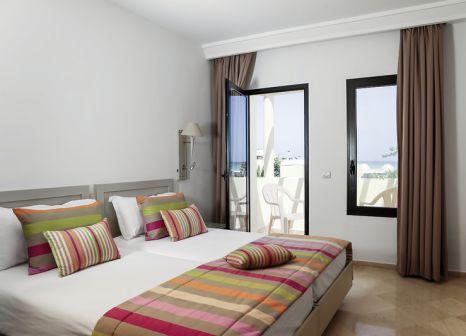 Hotelzimmer mit Volleyball im Aldiana Club Djerba Atlantide