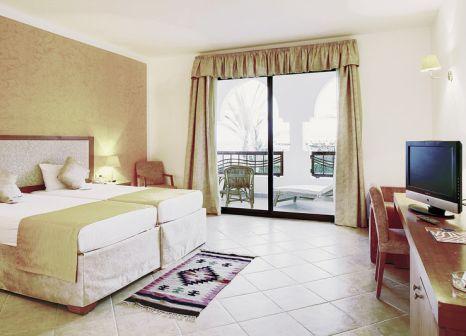 Hotelzimmer mit Mountainbike im Gorgonia Beach Resort