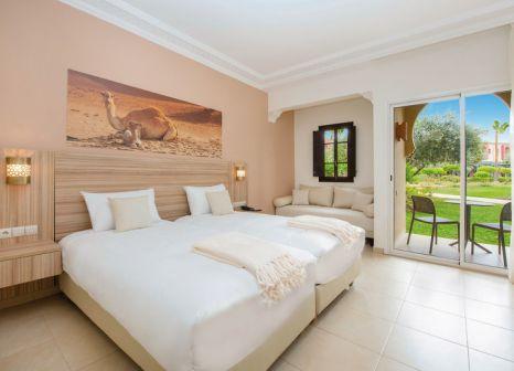 Hotelzimmer mit Mountainbike im Iberostar Club Palmeraie Marrakech