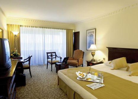 Hotelzimmer mit Volleyball im Intercontinental Muscat