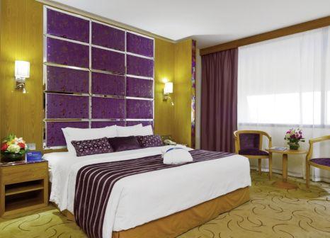 Hotelzimmer mit Fitness im Radisson Blu Resort Sharjah