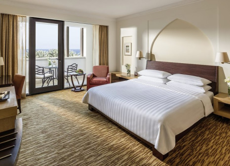 Hotelzimmer mit Volleyball im Al Bandar