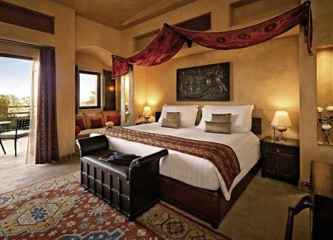 Hotelzimmer mit Mountainbike im Bab Al Shams Desert Resort & Spa