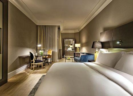 Hotelzimmer mit Tennis im The Ritz-Carlton Doha