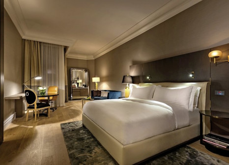 Hotelzimmer mit Fitness im The Ritz-Carlton Doha