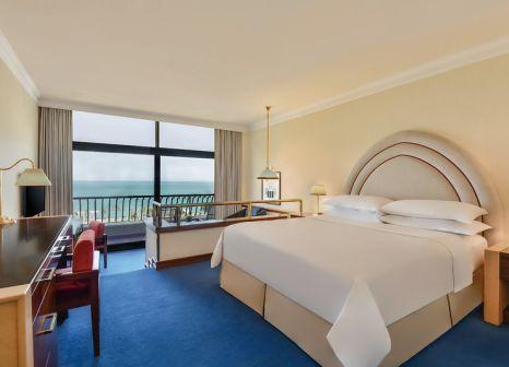 Hotelzimmer mit Volleyball im Sheraton Grand Doha Resort & Convention Hotel