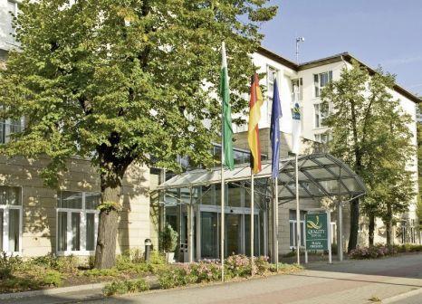 Quality Hotel Plaza Dresden günstig bei weg.de buchen - Bild von DERTOUR