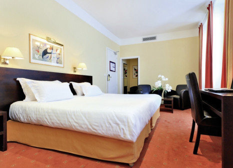 Hotelzimmer mit Fitness im Hotel Gounod Nice