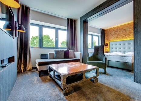 Hotelzimmer mit Minigolf im Park Inn by Radisson Lübeck