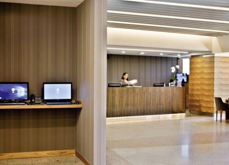 Hotelzimmer mit Fitness im Ramada by Windham Lisbon