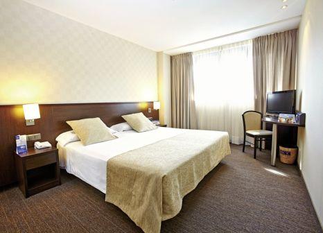 Hotelzimmer mit Tennis im hcc lugano