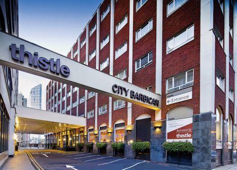 Hotel Thistle City Barbican günstig bei weg.de buchen - Bild von DERTOUR