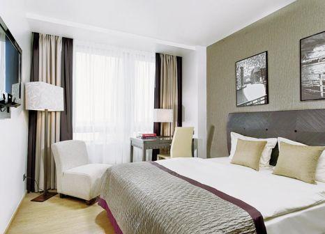 Hotelzimmer mit Klimaanlage im City Hotel Hamburg Mitte