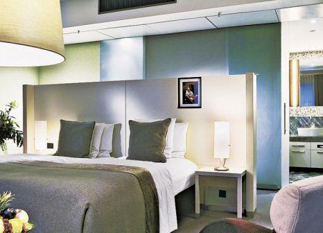 Hotelzimmer mit Golf im Sofitel Hamburg Alter Wall