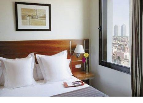 Hotel H10 Montcada günstig bei weg.de buchen - Bild von DERTOUR