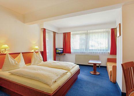 Hotelzimmer mit Tischtennis im Vital & Sporthotel Brixen