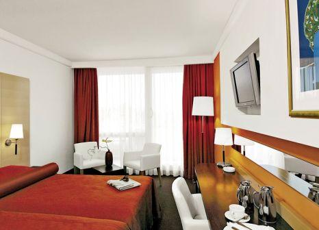 Hotelzimmer mit Volleyball im Hotel Eden