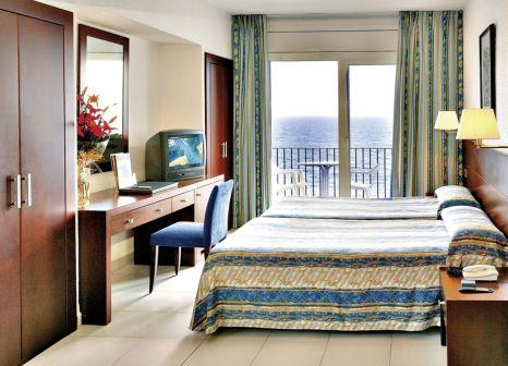 Hotelzimmer mit Golf im Park Hotel San Jorge