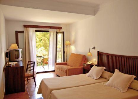 Hotelzimmer mit Tennis im Hotel Es Port
