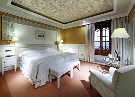 Hotelzimmer mit Tennis im Alhambra Palace