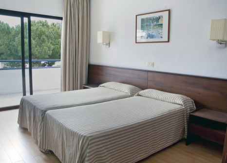 Hotelzimmer mit Fitness im Hotel Gran Garbí