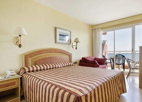 Hotelzimmer mit Mountainbike im Best Roquetas