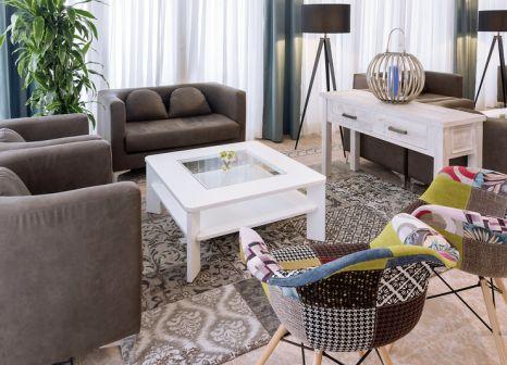 Hotelzimmer mit Golf im Sumus Hotel Monteplaya